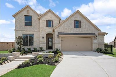 Cypress Single Family Home For Sale: 19603 Carolina Chickadee Drive