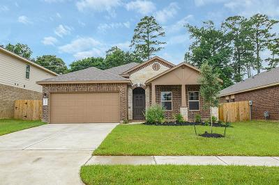 Conroe TX Single Family Home For Sale: $249,900