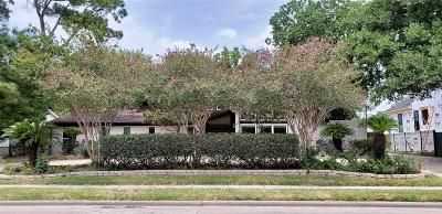 Houston Single Family Home For Sale: 5234 N Braeswood Boulevard