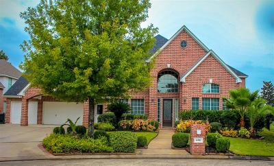 Spring Single Family Home For Sale: 6406 Eaglewood Green Lane