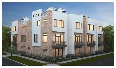 Houston Single Family Home For Sale: 1023 Bailey Street