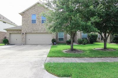 Shadow Creek Ranch Single Family Home For Sale: 2511 Dry Bank