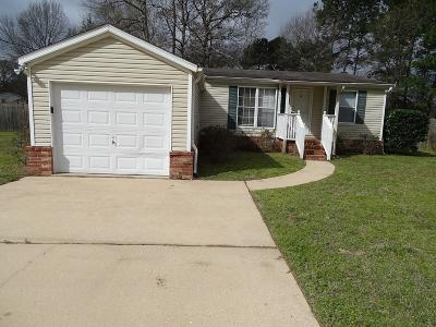 Conroe TX Single Family Home For Sale: $92,500