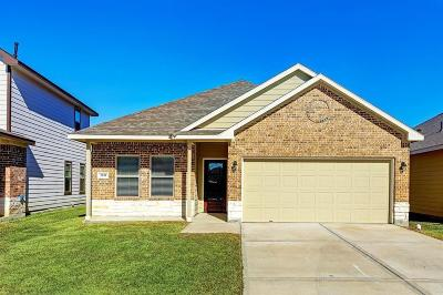 Humble Single Family Home For Sale: 7231 Foxmoor Lake Court