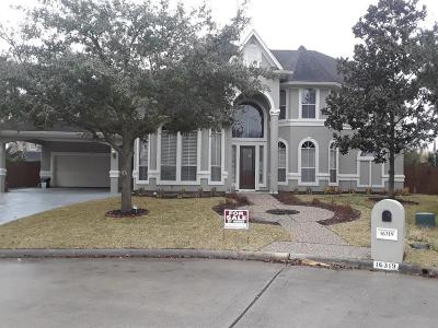 Spring Single Family Home For Sale: 16319 Perry Pass Court