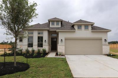 Tomball Single Family Home For Sale: 27 Elander Blossom