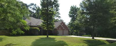 Magnolia Single Family Home For Sale: 7402 Ponderosa Drive
