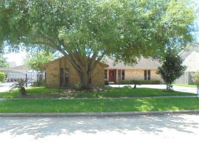 Houston Single Family Home For Sale: 11622 Sagevale Lane