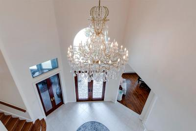 Houston Single Family Home For Sale: 12703 Waterside Way