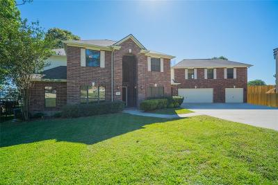 Willis Single Family Home For Sale: 14945 Pollux Drive