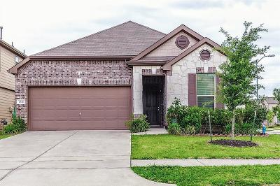 Katy Single Family Home For Sale: 4343 Foster Gardens Ln Lane