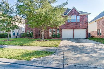 Sugar Land Single Family Home For Sale: 10111 Goldenview Park Lane