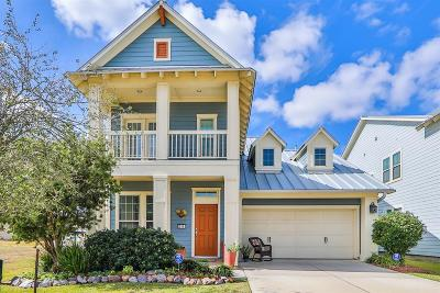 Texas City Single Family Home For Sale: 5014 Brigantine Cay Court