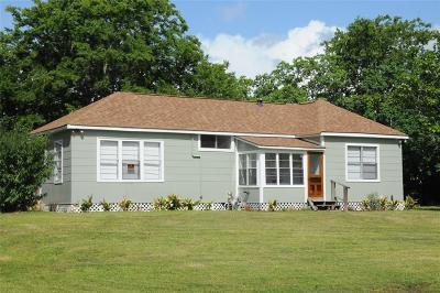 Angleton Single Family Home For Sale: 12903 Sandpiper/County Road 420