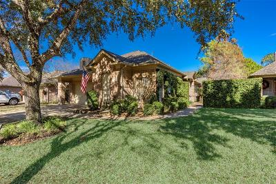 League City Single Family Home For Sale: 2432 Fairway Pointe Drive