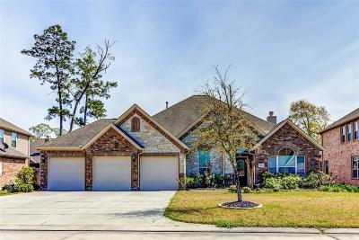 Conroe Single Family Home For Sale: 2049 Brodie Lane