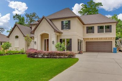 Conroe Single Family Home For Sale: 2300 Carriage Run W