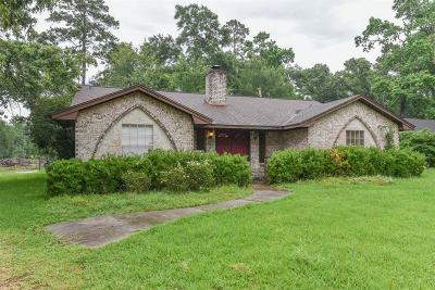 Spring Single Family Home For Sale: 23503 Creek Wood Drive