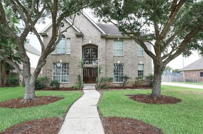 Friendswood Single Family Home For Sale: 1224 Peregrine Drive