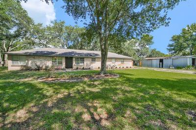 Manvel Single Family Home For Sale: 5540 Furnace Road #876