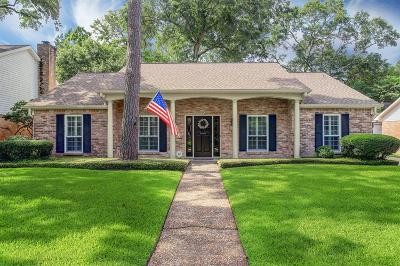 Harris County Single Family Home For Sale: 14523 Cindywood Drive