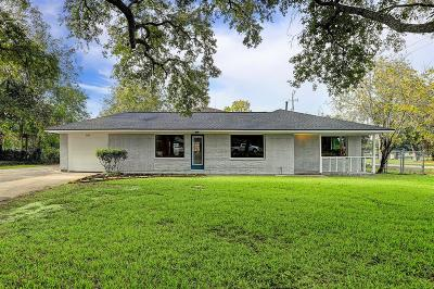 League City Single Family Home For Sale: 1012 4th Street