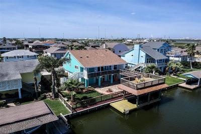 Bayou Vista Single Family Home For Sale: 1202 Sailfish Street