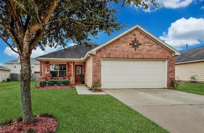 Tomball Single Family Home For Sale: 8623 Sunset Pond Drive