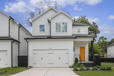 Houston Single Family Home For Sale: 2810 Old Pecan Grove Lane