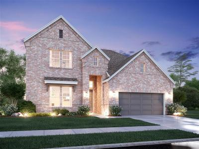 New Caney Single Family Home For Sale: 18956 Columbus Mill Drive