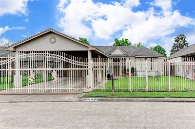 Houston Single Family Home For Sale: 1134 Pilot Point Drive
