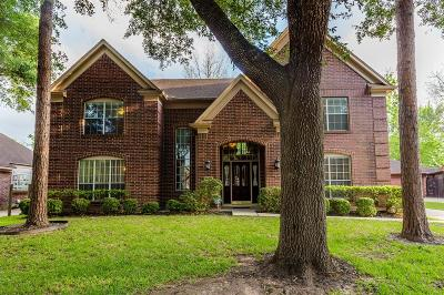 Lake Olympia Single Family Home For Sale: 3007 Four Winds Drive