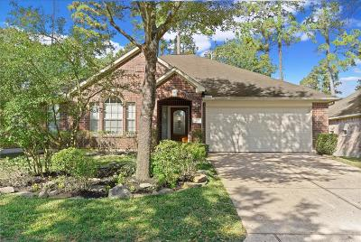The Woodlands TX Single Family Home For Sale: $270,000