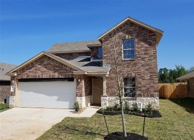 Conroe Single Family Home For Sale: 11364 Dawn Beach Lane