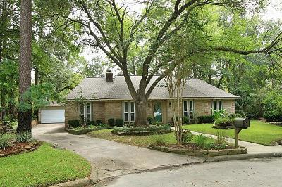 Kingwood Single Family Home For Sale: 3014 Evergreen Glade Court