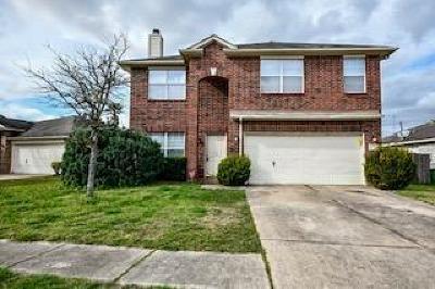 Fresno TX Single Family Home For Sale: $177,000