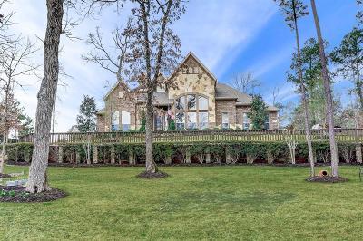 Conroe Single Family Home For Sale: 9615 Longmire Creek Way