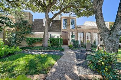 Houston Condo/Townhouse For Sale: 4305 Westheimer Road