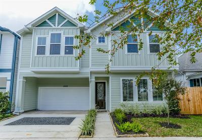 Houston Single Family Home For Sale: 1108 Gross Street