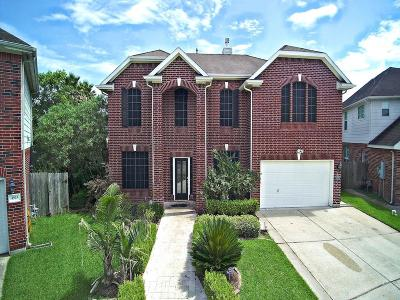 Friendswood Single Family Home For Sale: 4947 Mountain Timber Drive