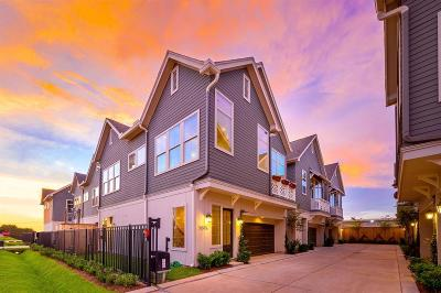 Houston Single Family Home For Sale: 2103 Naomi Avenue #B
