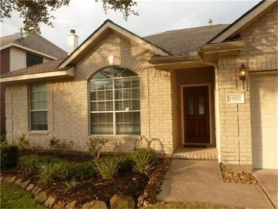 Fort Bend County Single Family Home For Sale: 23822 River Place Drive