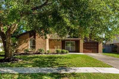 Pearland Single Family Home For Sale: 2803 N Belgravia Drive