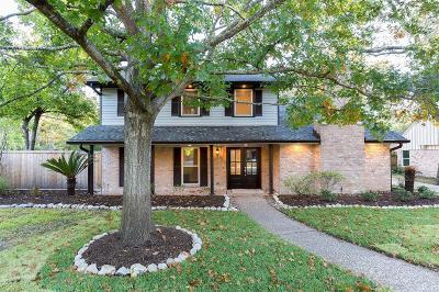 Houston Single Family Home For Sale: 14603 Oak Bend Drive