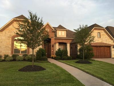 Cypress Single Family Home For Sale: 12909 Lake Parc Bend Drive