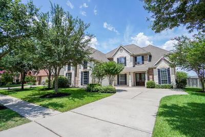 Richmond Single Family Home For Sale: 7519 Bright Lake Bend Lane