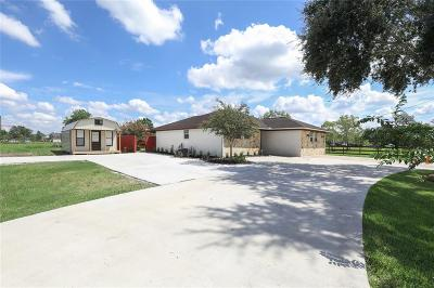 Alvin Single Family Home For Sale: 3934 County Road 962b