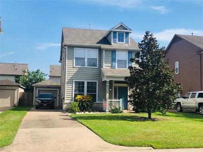 Katy Single Family Home For Sale: 18714 Sandelford Drive