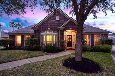 Katy Single Family Home For Sale: 22006 Hanneck Court