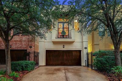 Houston Single Family Home For Sale: 4413 Feagan Street